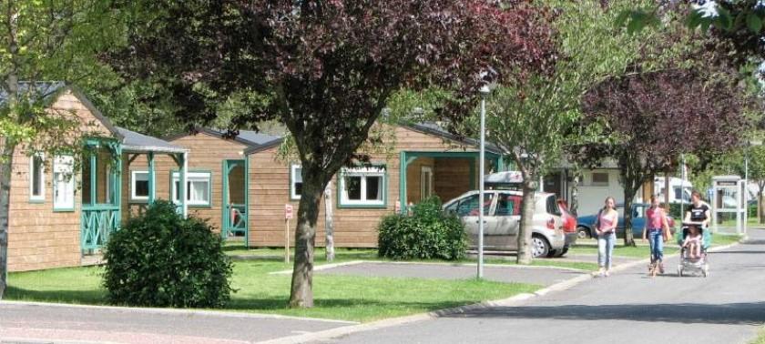 Location de vacances - Camping à Le Tréport