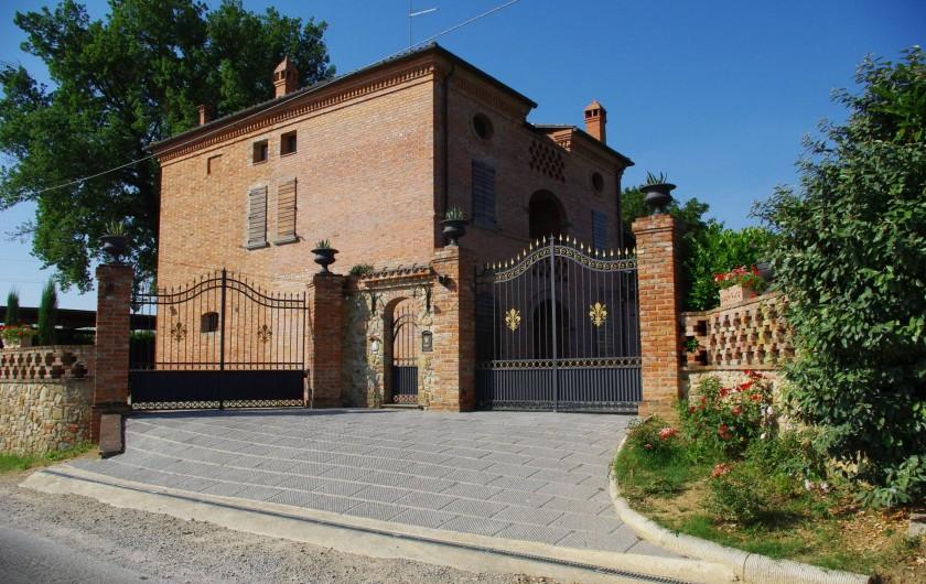 Location de vacances - Villa à Foiano della Chiana