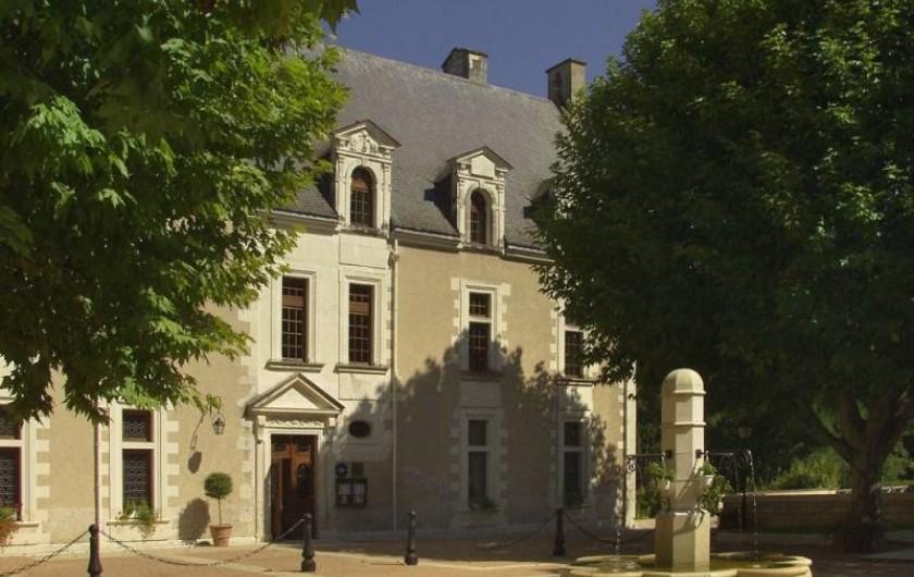 Location de vacances - Château - Manoir à Chissay-en-Touraine