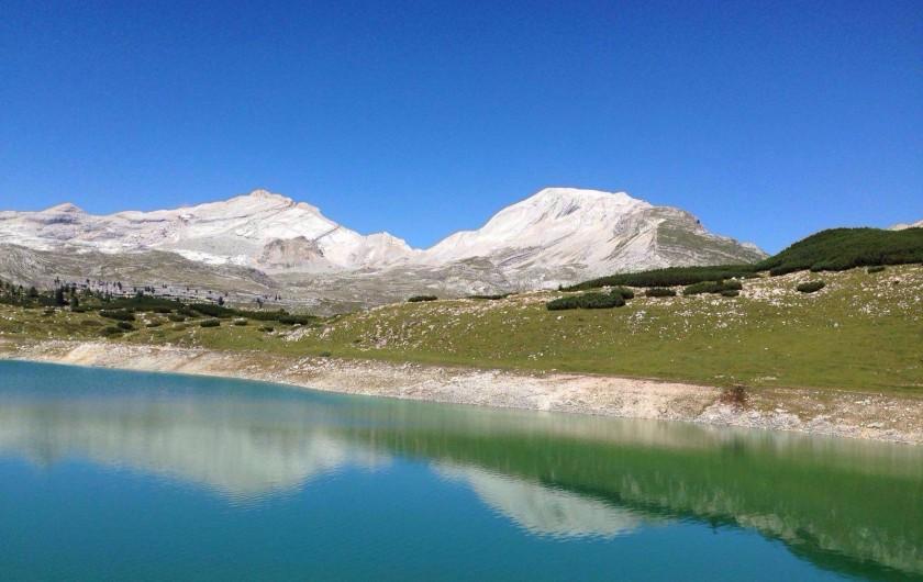 Location de vacances - Appartement à Pozzale - Lago del LIMO