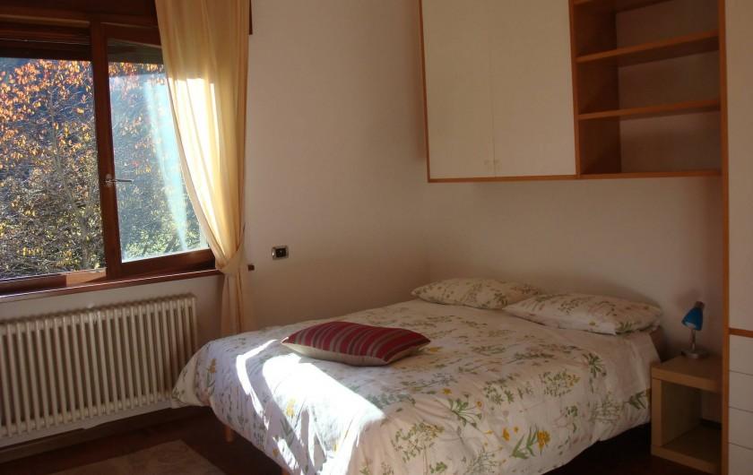 Location de vacances - Appartement à Pozzale - chambre 1
