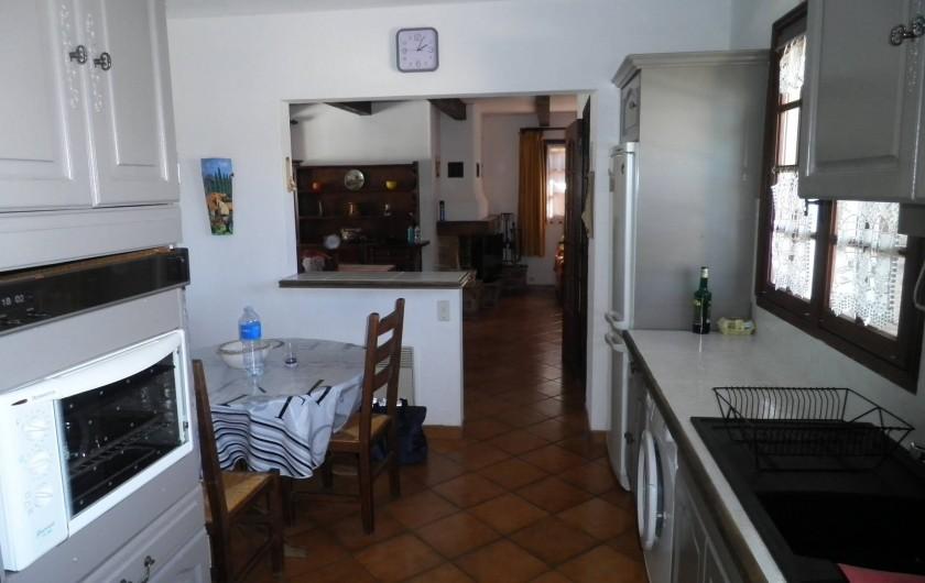 Location de vacances - Villa à Taradeau