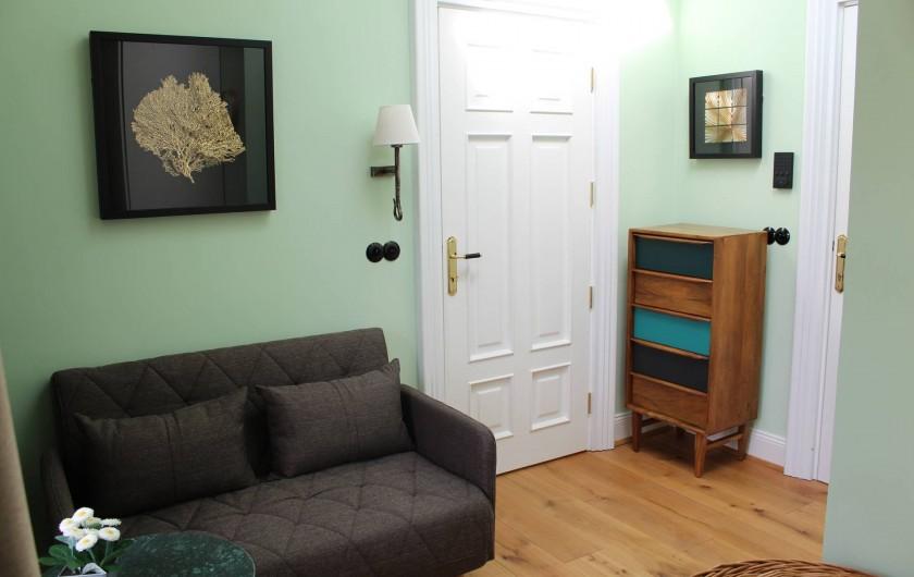 Location de vacances - Appartement à Bad Ems - Optionnelle Appartement 'Le Service' au même étage