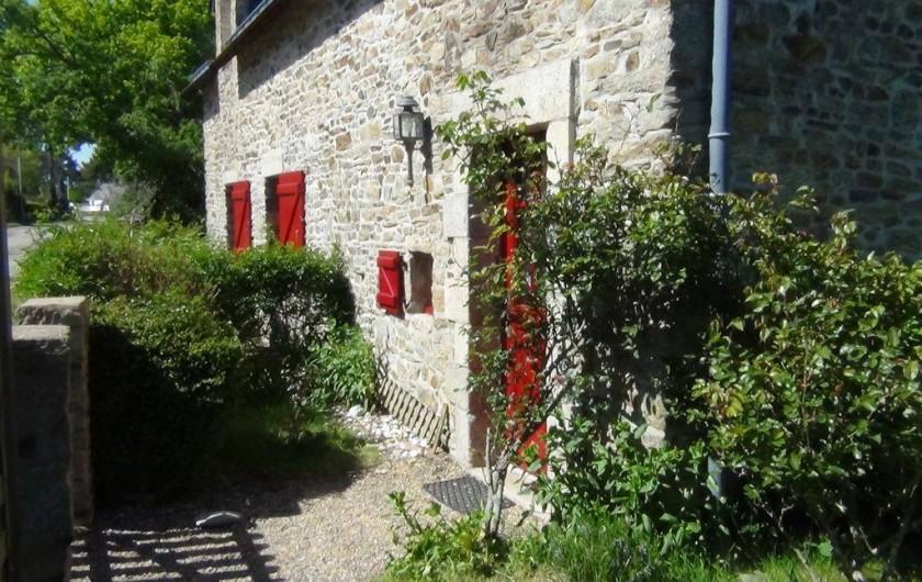 Location de vacances - Maison - Villa à Saint-Nolff - entrée