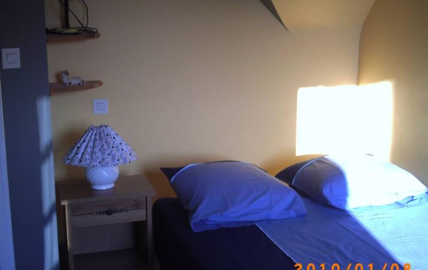 Location de vacances - Maison - Villa à Saint-Nolff - chambre 1 d'adultes