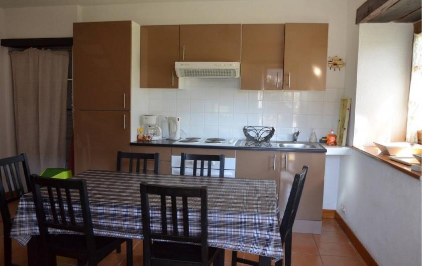 Location de vacances - Maison - Villa à Saint-Nolff - La cuisine