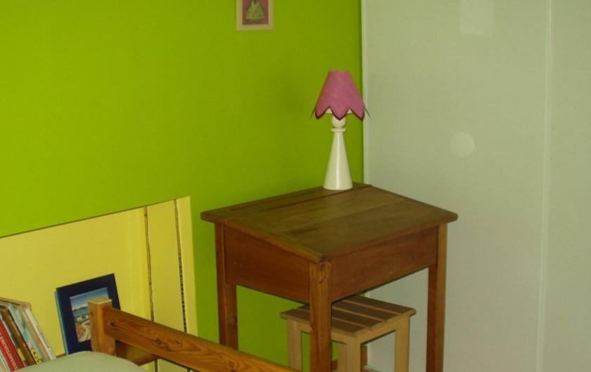 Location de vacances - Maison - Villa à Saint-Nolff - chambre enfants