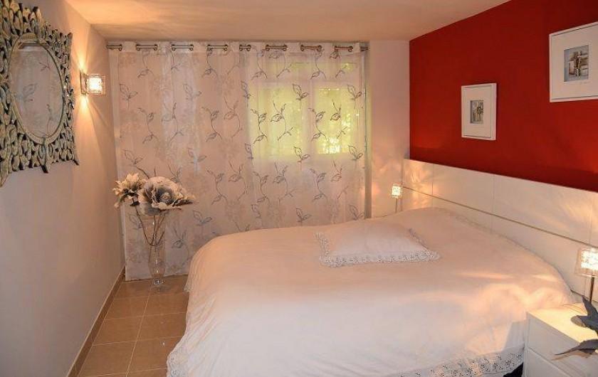 Location de vacances - Villa à Gandia - 2iem chambre matrimonio au rez de chausse