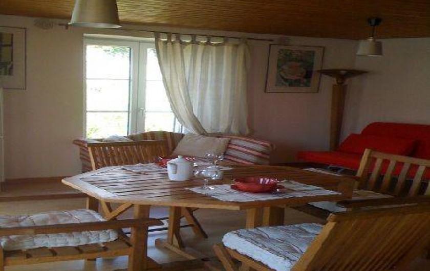 Location de vacances - Appartement à Granville