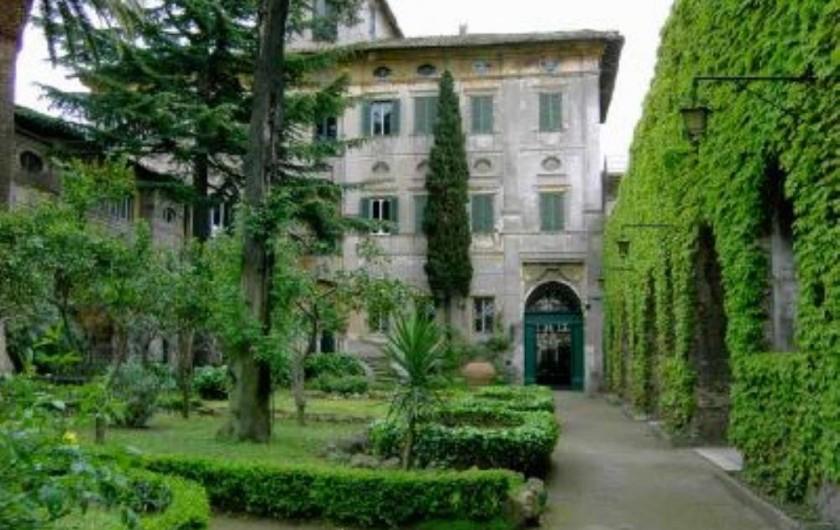 Location de vacances - Appartement à Rome