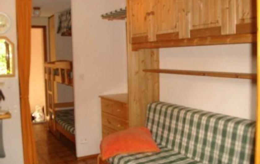 Location de vacances - Studio à Les Carroz d'Arâches
