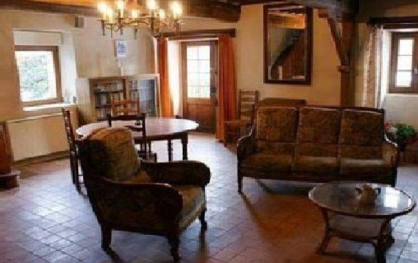 Location de vacances - Gîte à Saint-Aubin-des-Préaux