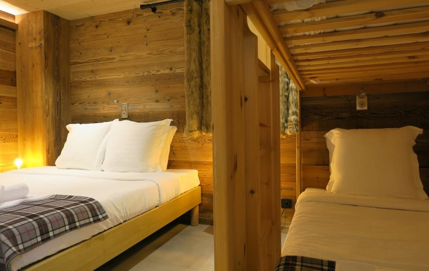 Location de vacances - Appartement à Les Gets - Chambre 3