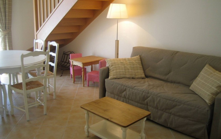 Location de vacances - Appartement à Cabourg - Cottage Côté Port