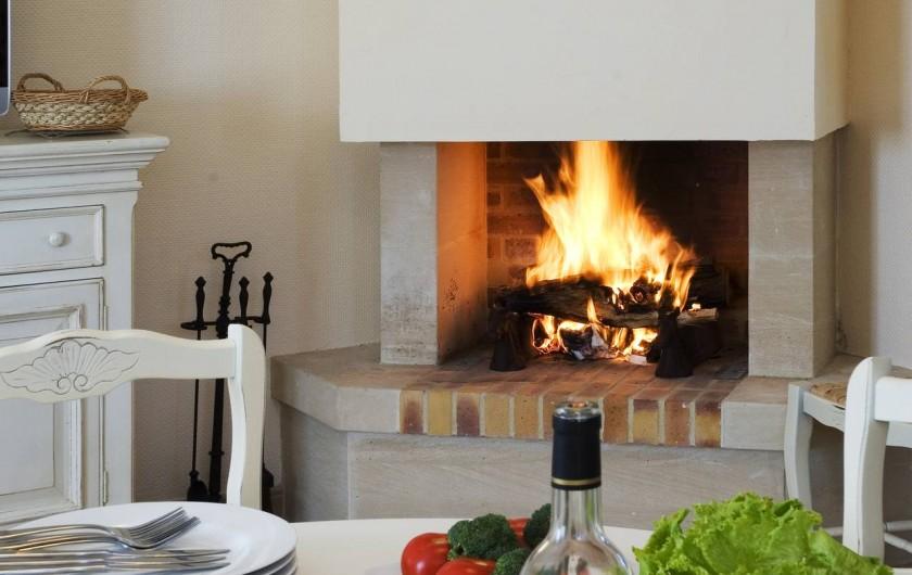 Location de vacances - Appartement à Cabourg - Cottage Côté Port