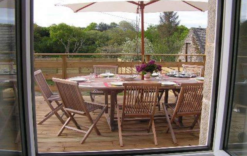 Location de vacances - Villa à Plonéour-Lanvern