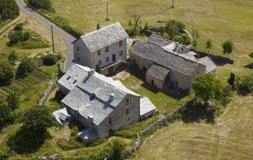 Location de vacances - Gîte à Sainte-Énimie