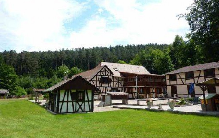 Location de vacances - Gîte à Wangenbourg