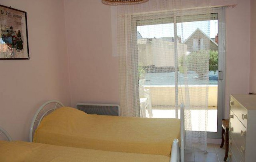 Location de vacances - Appartement à Pornichet