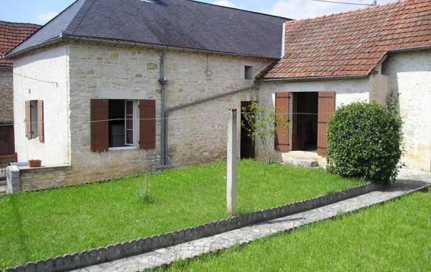 Location de vacances - Gîte à Sainte-Eulalie-d'Ans