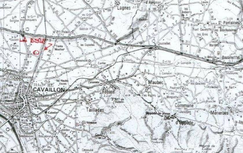 Location de vacances - Appartement à Cavaillon