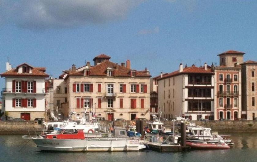Location de vacances - Appartement à Saint-Jean-de-Luz