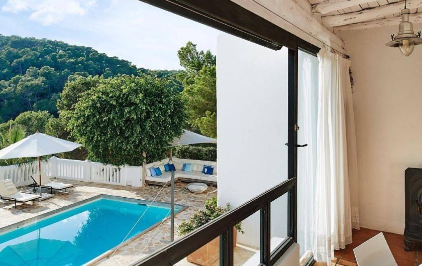 Location de vacances - Villa à Santa Eulària des Riu