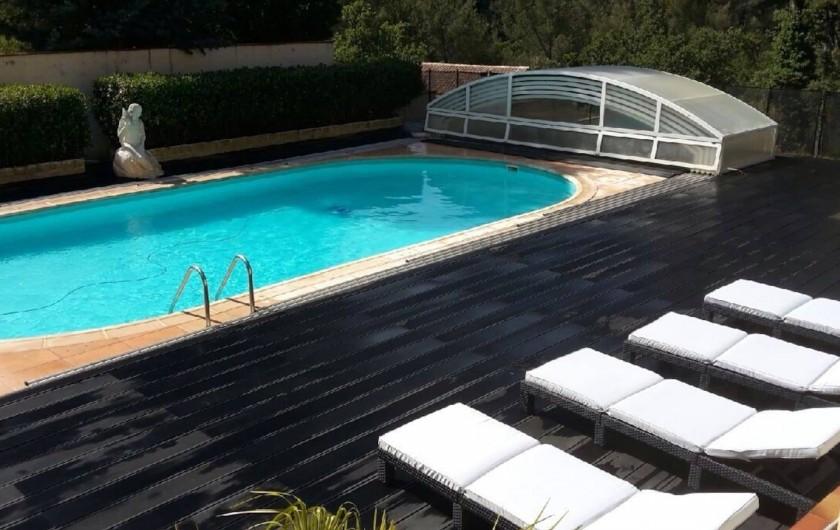 Location de vacances - Villa à Le Revest-les-Eaux