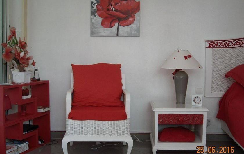 Location de vacances - Studio à Le Gosier