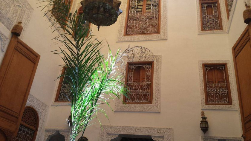 Location de vacances - Riad à Fès