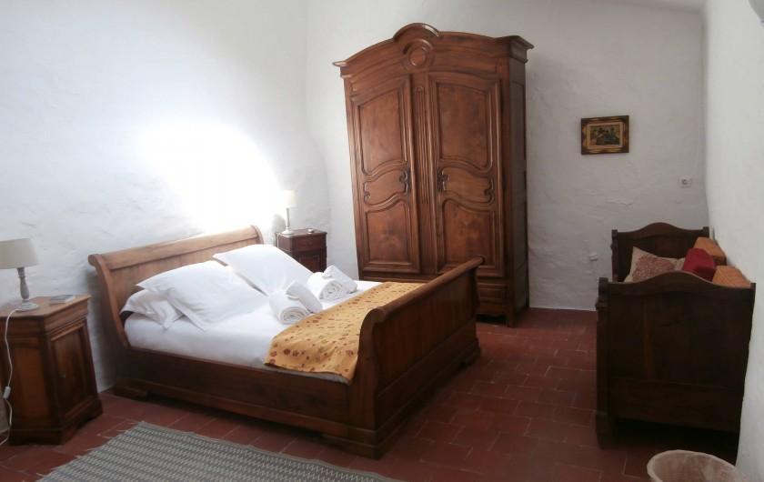 Location de vacances - Chambre d'hôtes à Bouyon - CHAMBRE MARIUS 2 PERSONNES 50 €/NUIT