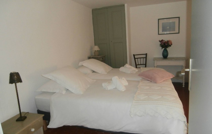 Location de vacances - Chambre d'hôtes à Bouyon - CHAMBRE FANNY 2 PERSONNES 50 €/NUIT