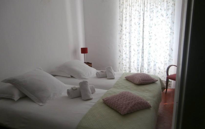 Location de vacances - Chambre d'hôtes à Bouyon - CHAMBRE HONORE