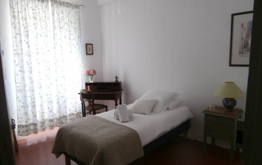 Location de vacances - Chambre d'hôtes à Bouyon - CHAMBRE MIREILLE POUR 1 PERSONNE 30 €/NUIT