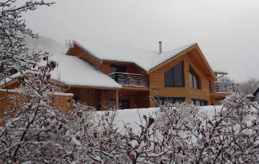 Location de vacances - Chalet à Puy-Saint-Eusèbe