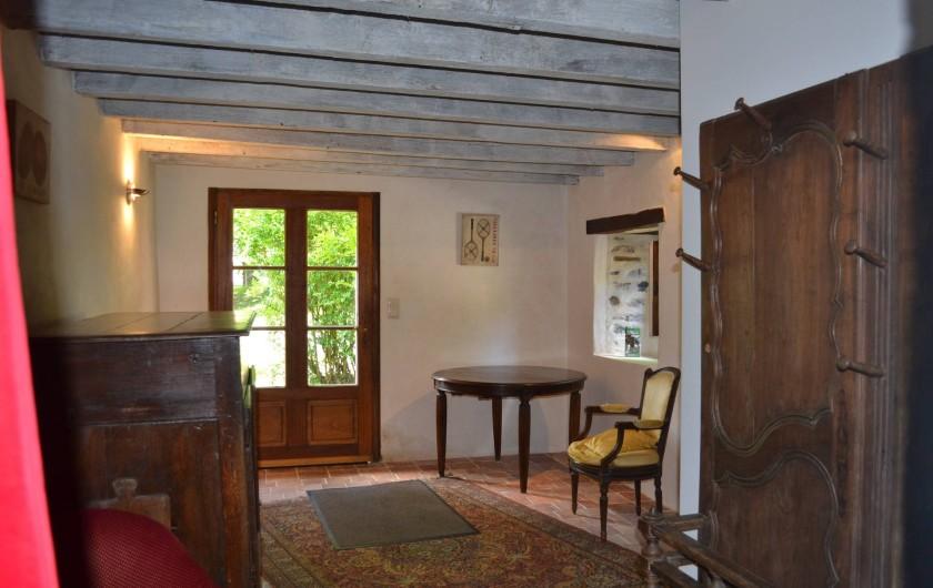 Location de vacances - Gîte à La Baconnière - Entrée