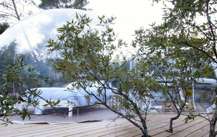 Location de vacances - Insolite à Cuges-les-Pins - La Bienveillante