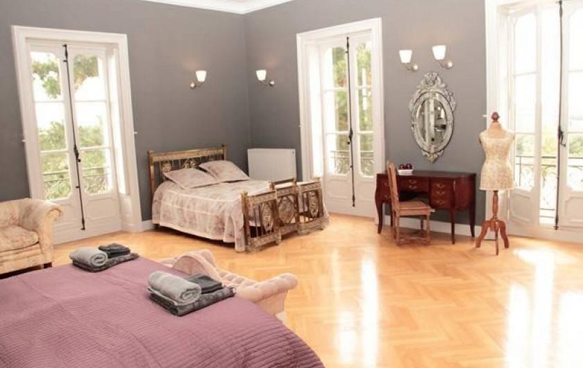 Location de vacances - Chambre d'hôtes à Sixt-sur-Aff - DUCHESSE