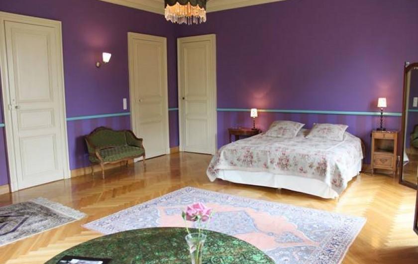 Location de vacances - Chambre d'hôtes à Sixt-sur-Aff - MANON