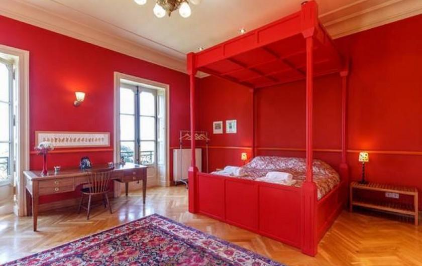 Location de vacances - Chambre d'hôtes à Sixt-sur-Aff - BARON ROUGE