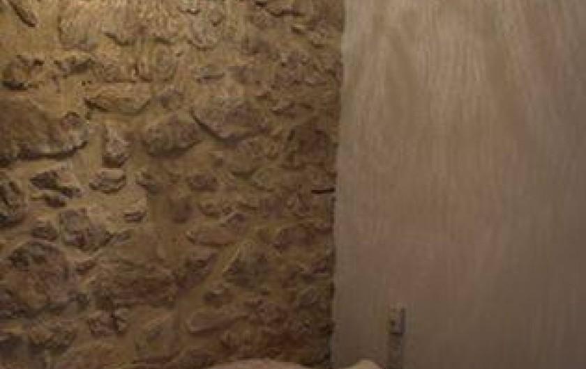 Location de vacances - Chambre d'hôtes à Réauville - Chambre côté Tilleul