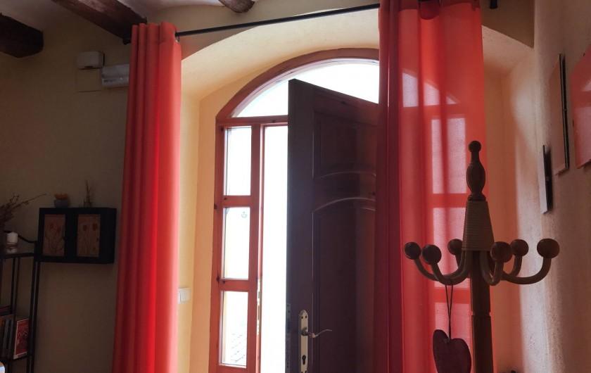 Location de vacances - Gîte à Puigdàlber - entrada