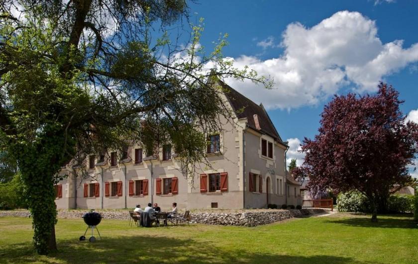 Location de vacances - Gîte à Chambord - Gîte Salamandre - extérieur