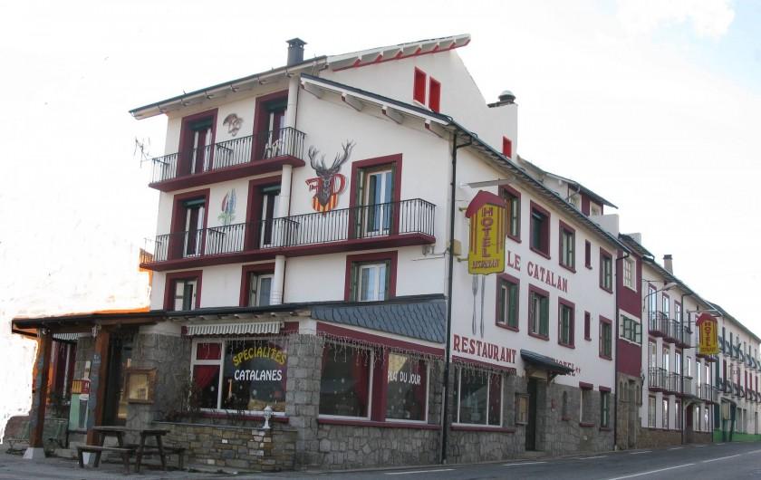 Location de vacances - Hôtel - Auberge à La Cabanasse - Hôtel