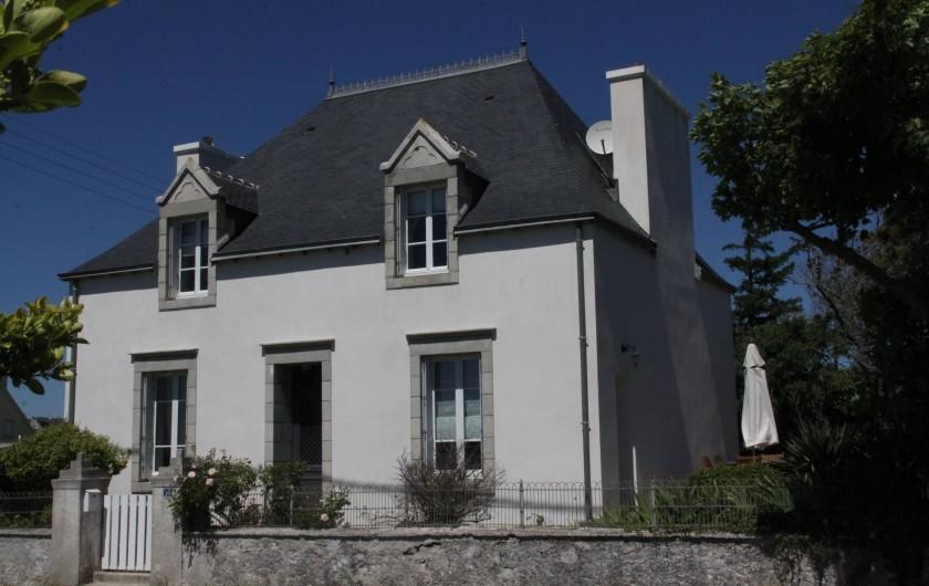 Location de vacances - Villa à Primelin - Maison du Loch (vue extérieure  SUD).