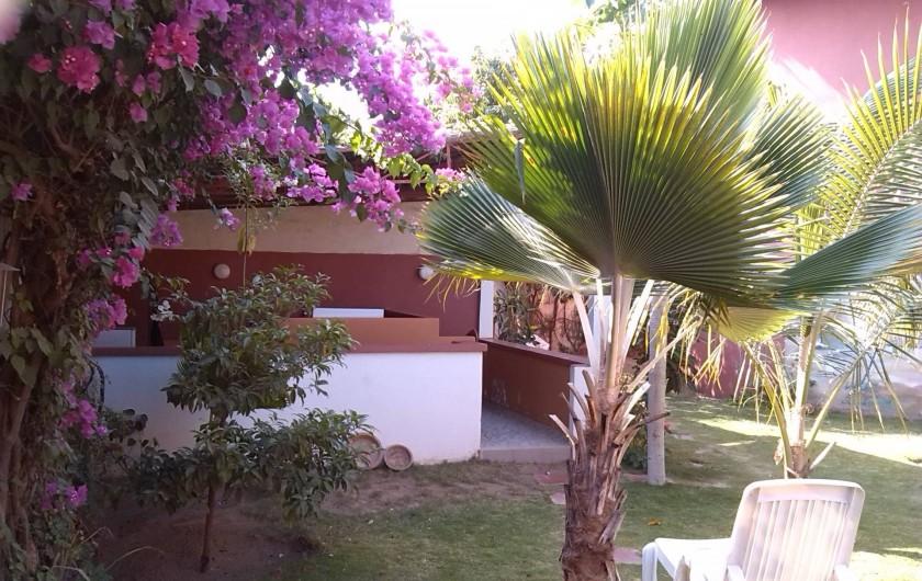 Location de vacances - Chambre d'hôtes à Saly - Coin cuisine