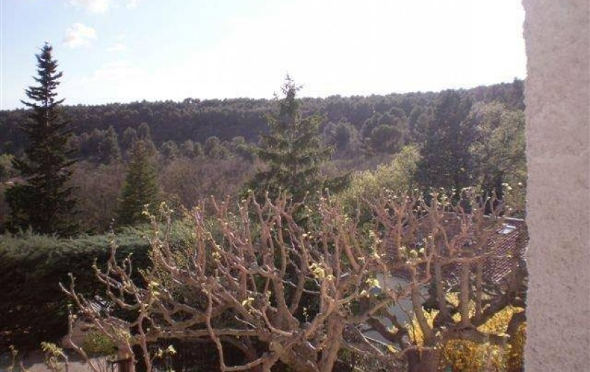Location de vacances - Villa à Les Figons - la vue