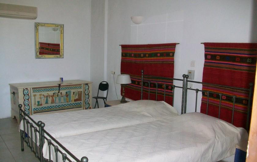 Location de vacances - Villa à Elounda - bedroom