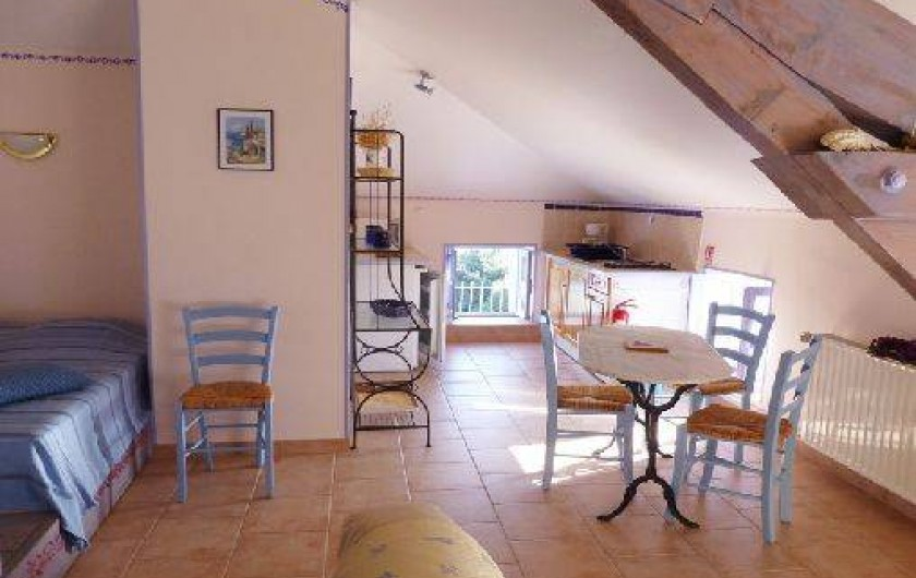 Location de vacances - Studio à Porto Pollo