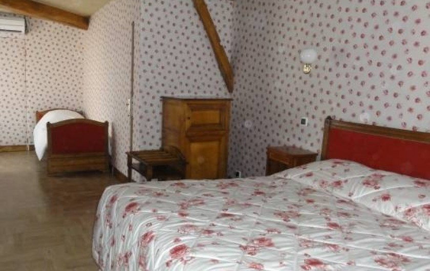 Location de vacances - Chambre d'hôtes à Thiéblemont-Farémont